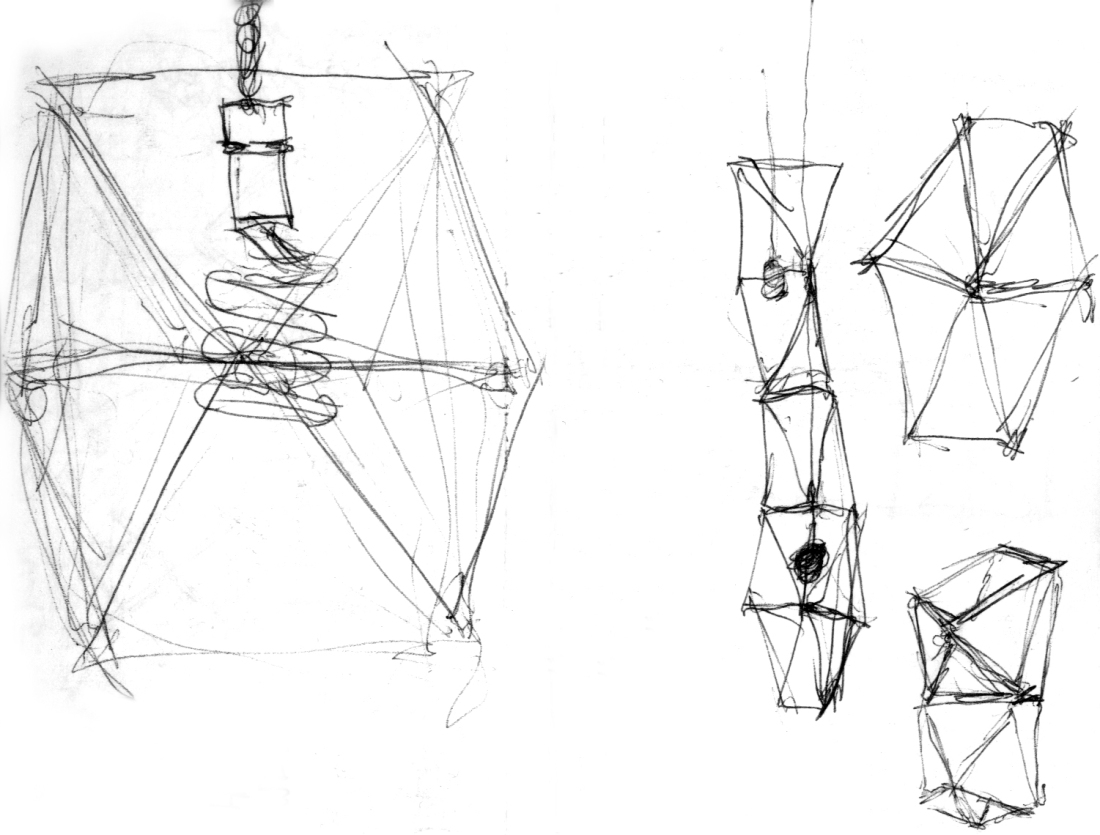 Product Design - Tripple Chaos Sketches