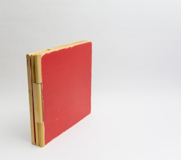 Coffee Book Table Red 2