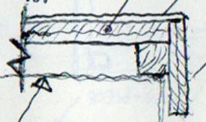 Architecture Custom Casework Cabinets Sketch Elevation tn